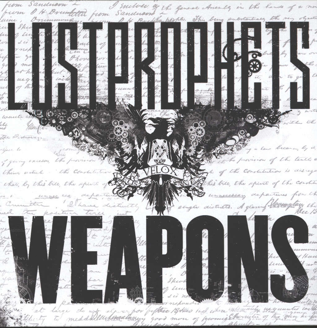 Lostprophets: Weapons, LP (Vinyl)