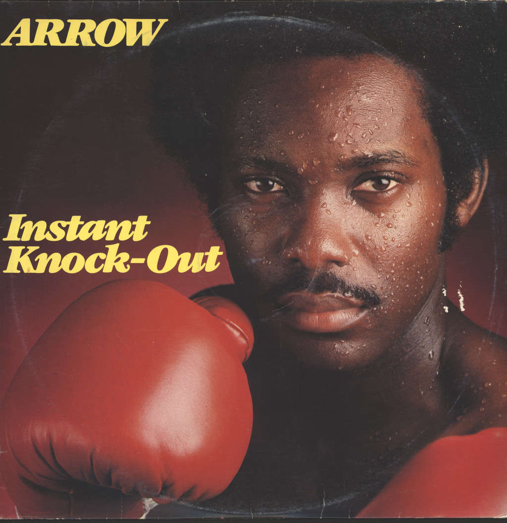 Arrow: Instant Knockout, LP (Vinyl)