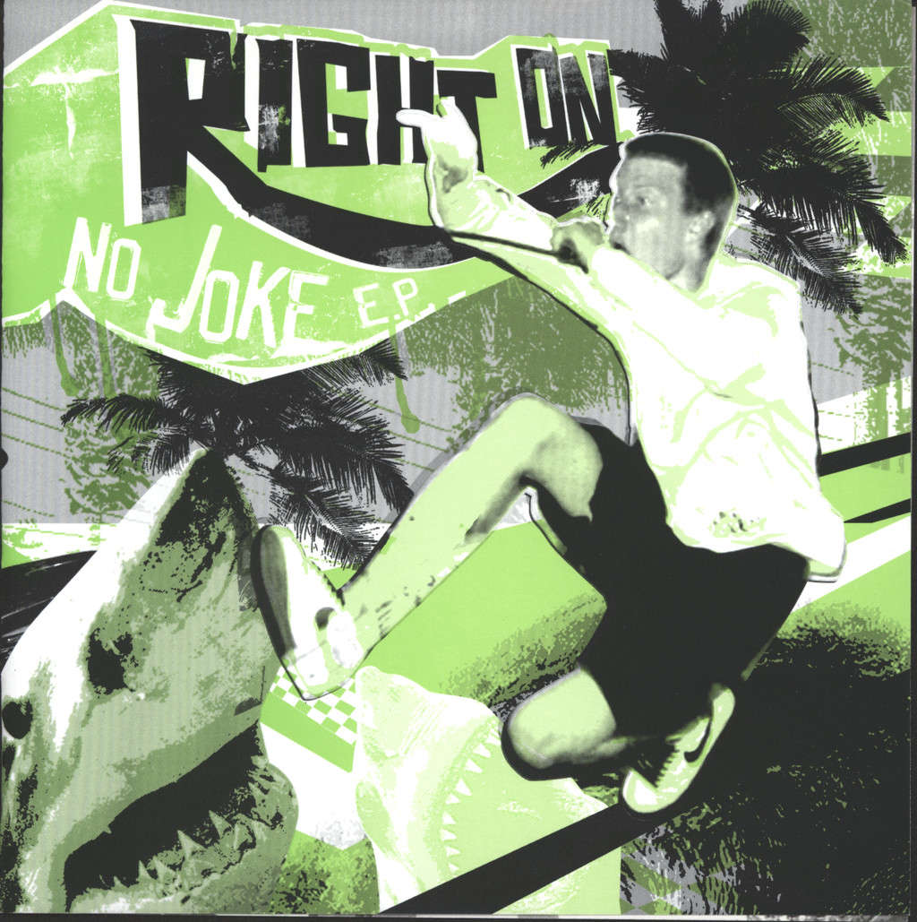 "Right on: No Joke E.P., 7"" Single (Vinyl)"