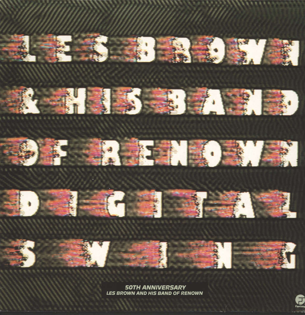Brown and His Band Of Renown, Les: Digital Swing, LP (Vinyl)