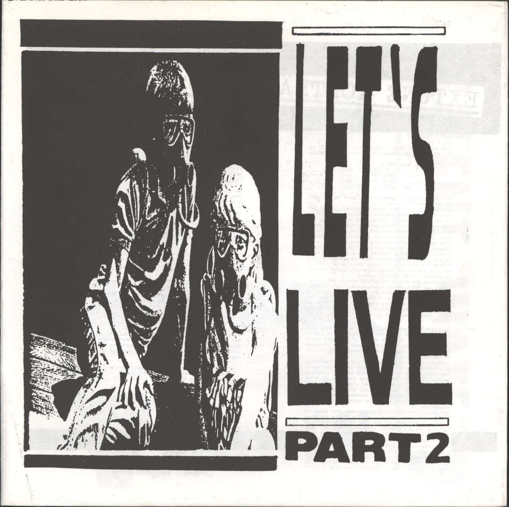"Various: Let's Live Part 2, 7"" Single (Vinyl)"