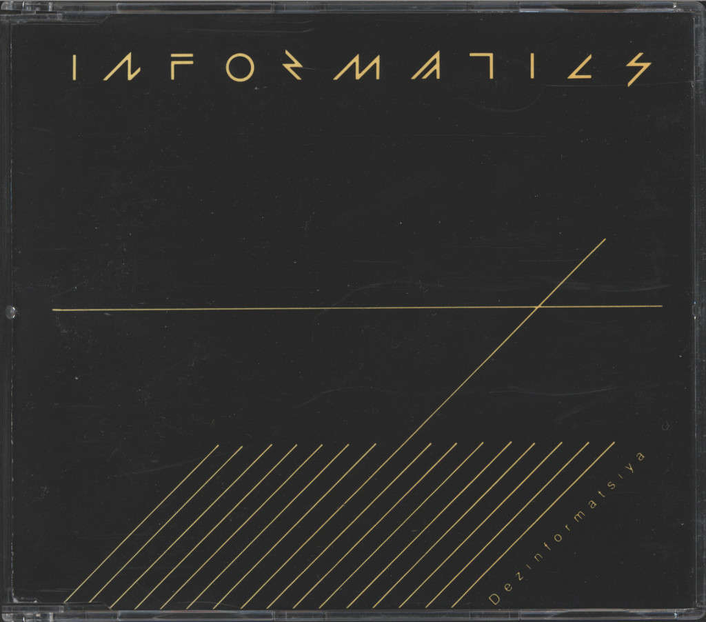 Informatics: Dezinformatsiya, Mini CD