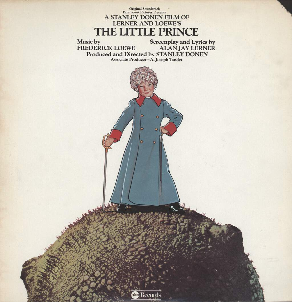 Loewe and Alan Jay Lerner, Frederick: The Little Prince (Original Soundtrack), LP (Vinyl)