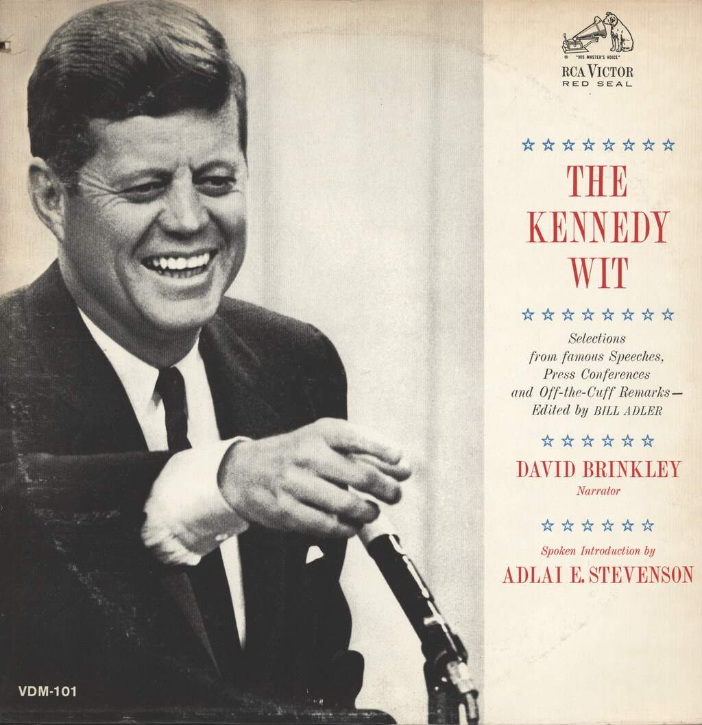 Kennedy, John F.: The Kennedy Wit, LP (Vinyl)