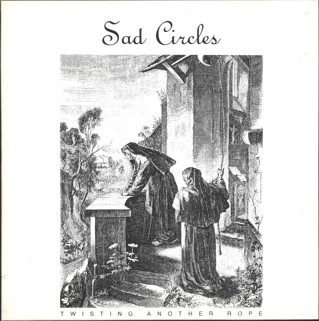 "Sad Circles: Twisting Another Rope, 7"" Single (Vinyl)"