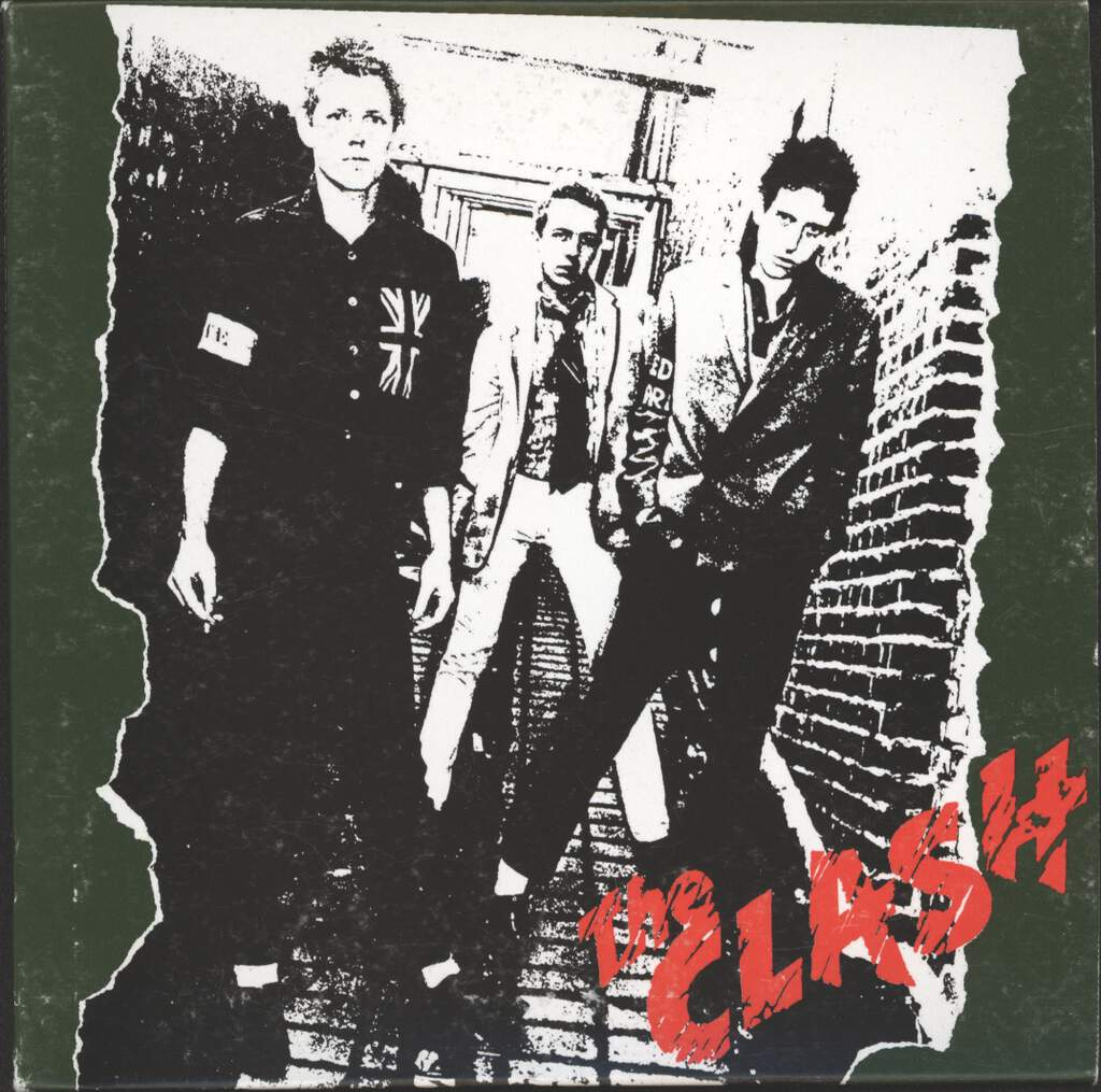 Clash: The Clash, CD