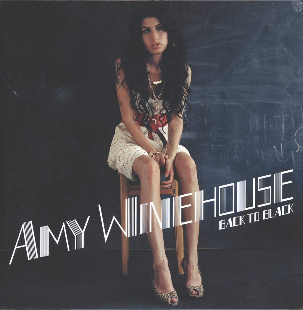 Amy Winehouse: Back To Black, LP (Vinyl)