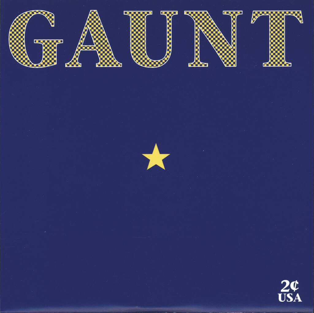 "Gaunt: 2c USA, 7"" Single (Vinyl)"