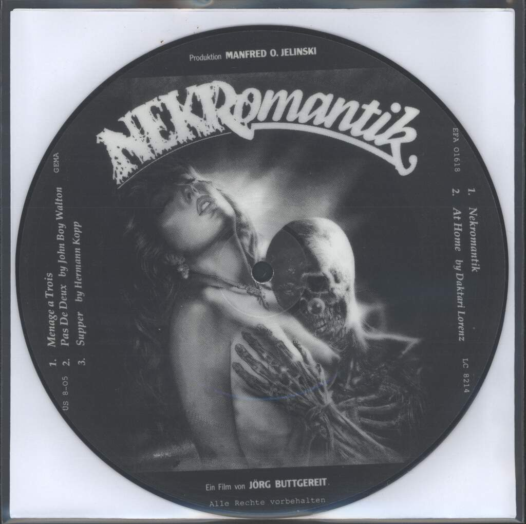"Various: Nekromantik, 7"" Single (Vinyl)"