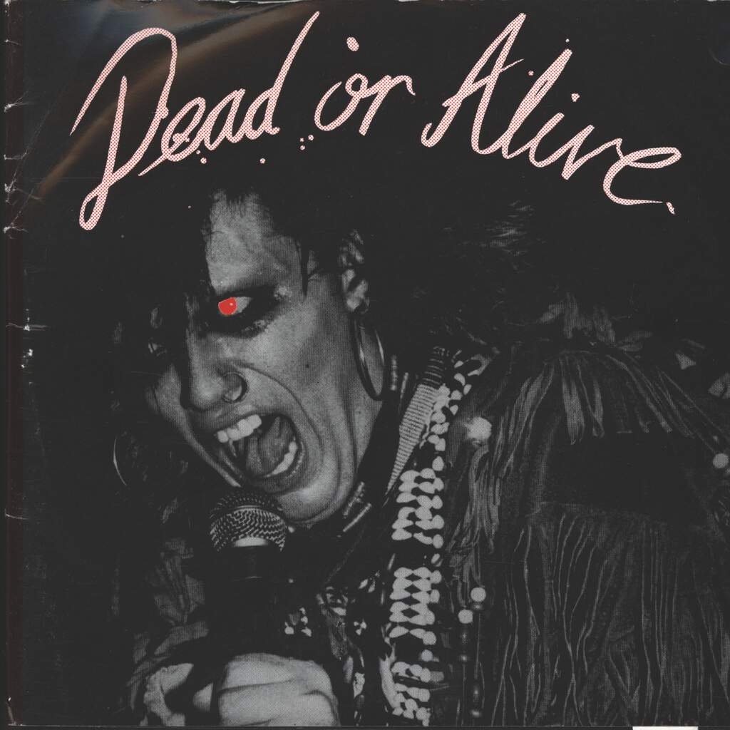 "Dead or Alive: I'm Falling / Flowers, 7"" Single (Vinyl)"