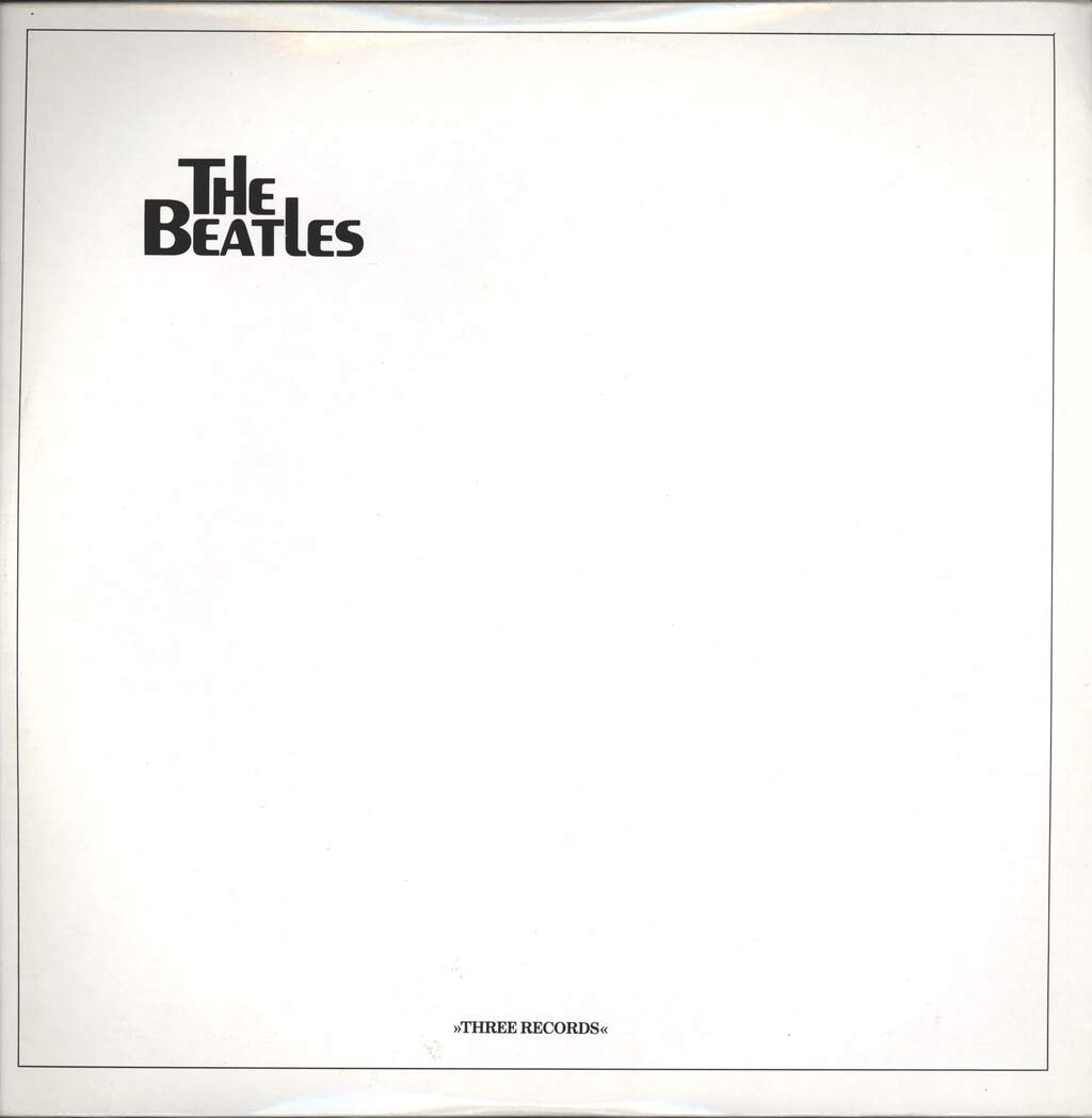Beatles: Three Records, LP (Vinyl)