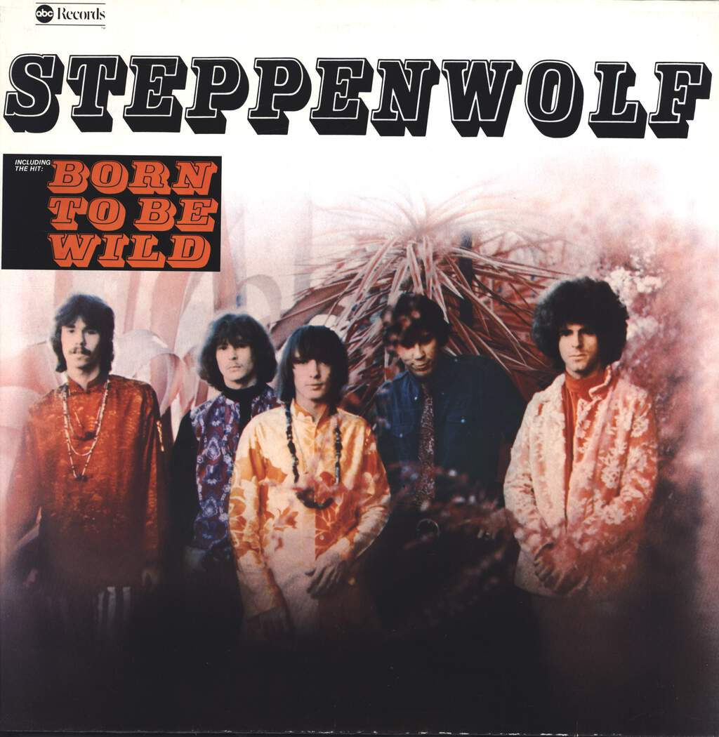 Steppenwolf: Steppenwolf, LP (Vinyl)