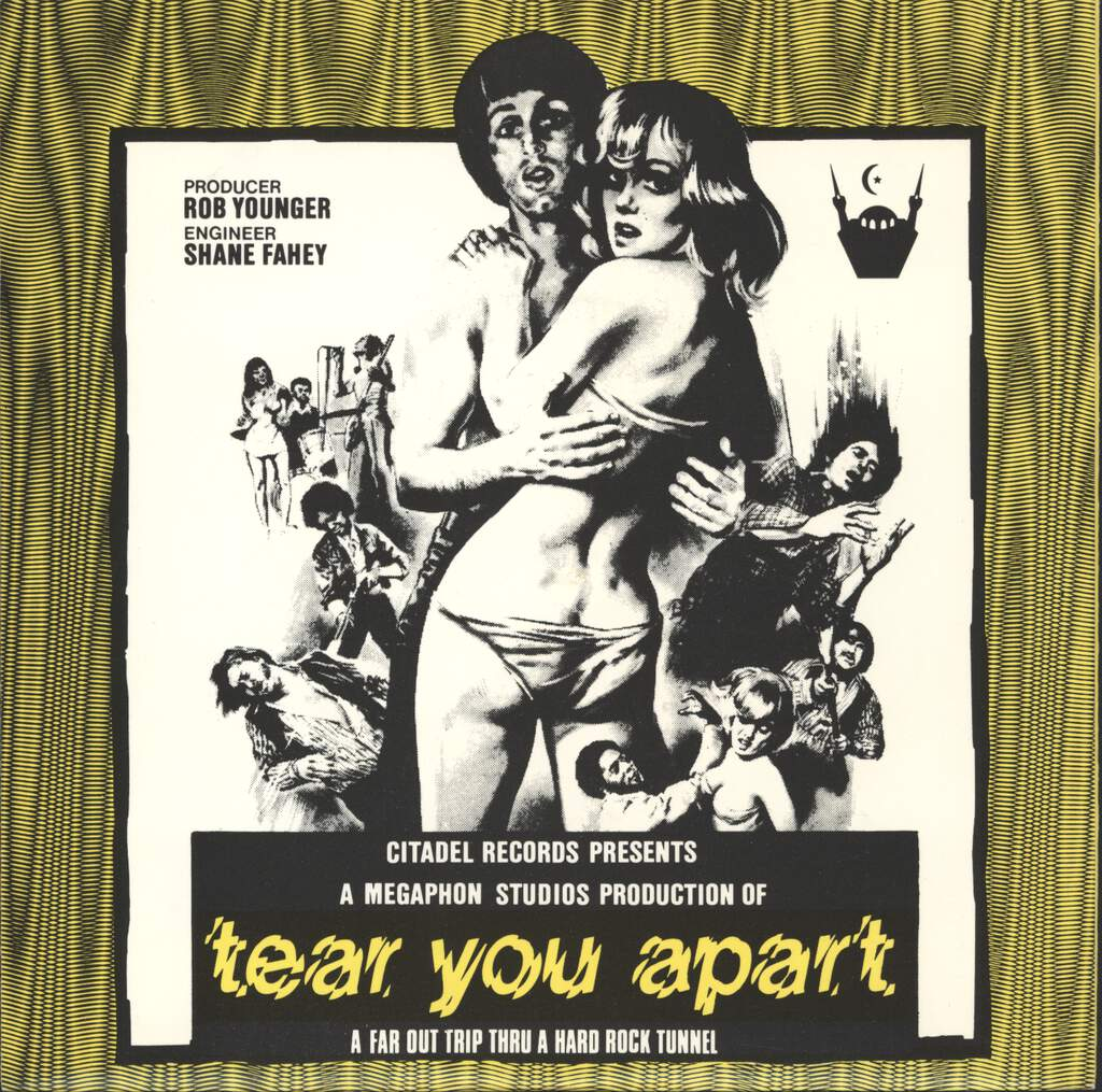 "Trilobites: Tear You Apart, 7"" Single (Vinyl)"
