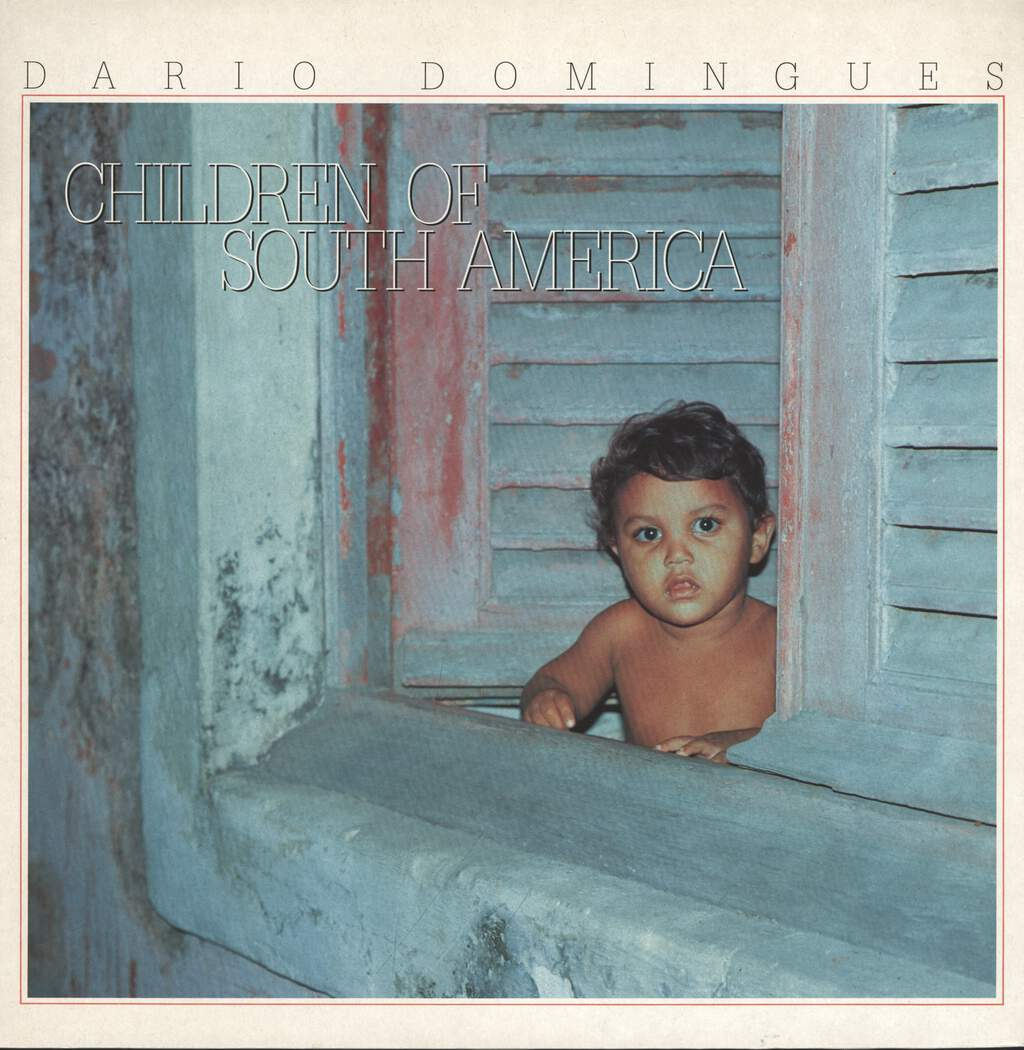 Dario Domingues: Children Of South America, LP (Vinyl)