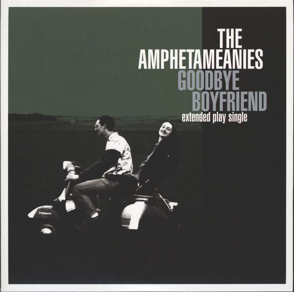 "Amphetameanies: Goodbye Boyfriend EP, 7"" Single (Vinyl)"