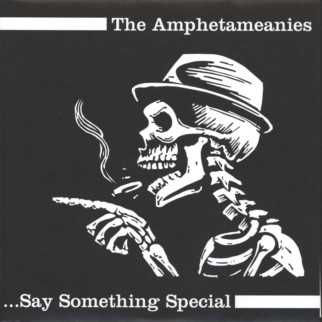 "Amphetameanies: Say Something Special, 7"" Single (Vinyl)"