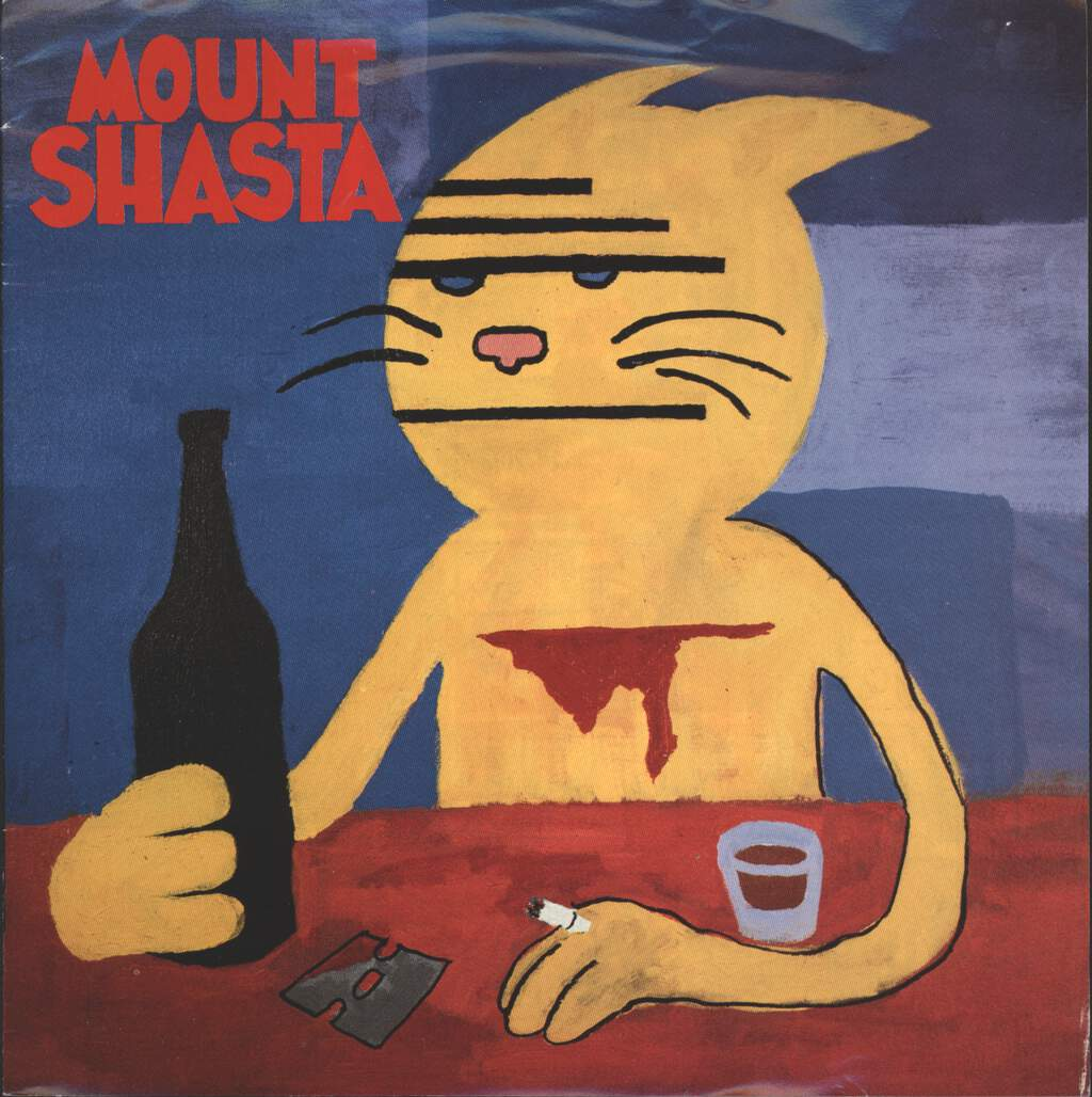 "Mount Shasta: Nodule, 7"" Single (Vinyl)"