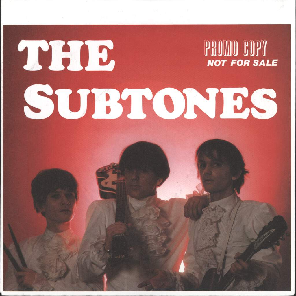 "Subtones: Such A Pain, 7"" Single (Vinyl)"