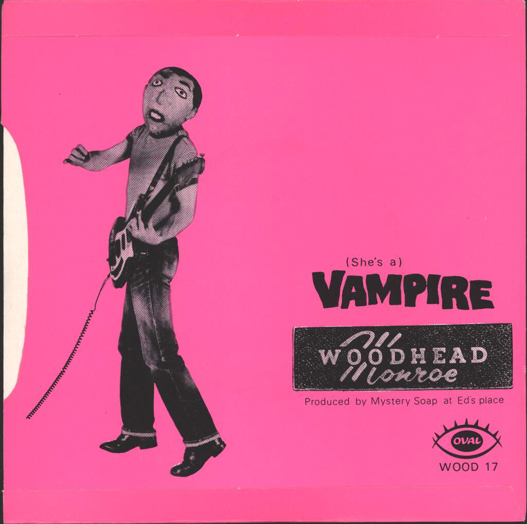 "Woodhead Monroe: Mumbo Jumbo, 7"" Single (Vinyl)"