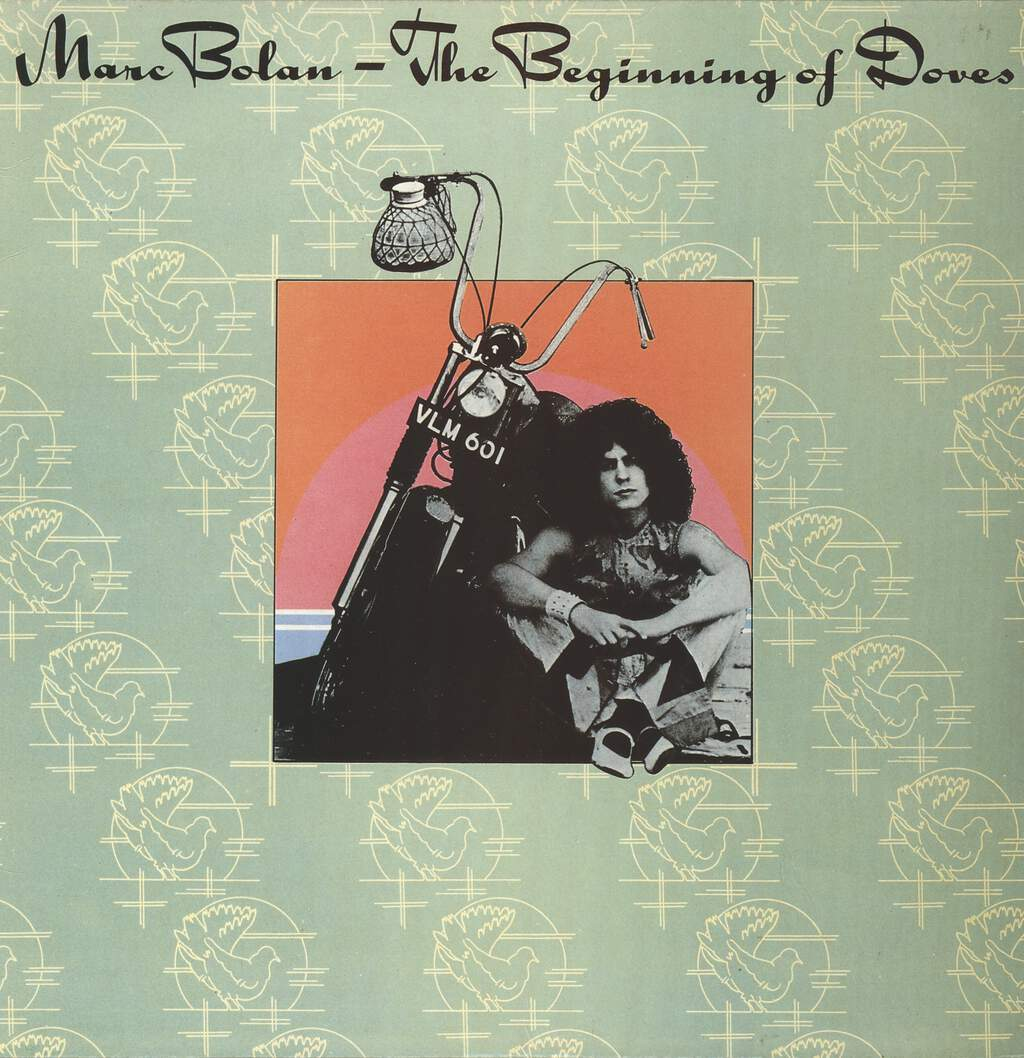 Marc Bolan: The Beginning Of Doves, LP (Vinyl)