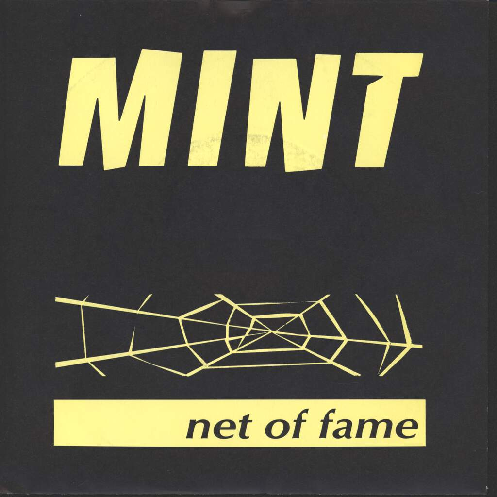 "Mint Addicts: Net Of Fame, 7"" Single (Vinyl)"