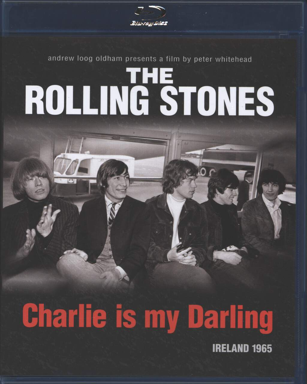 Rolling Stones: Charlie Is My Darling Ireland 1965, Blu-ray Disc