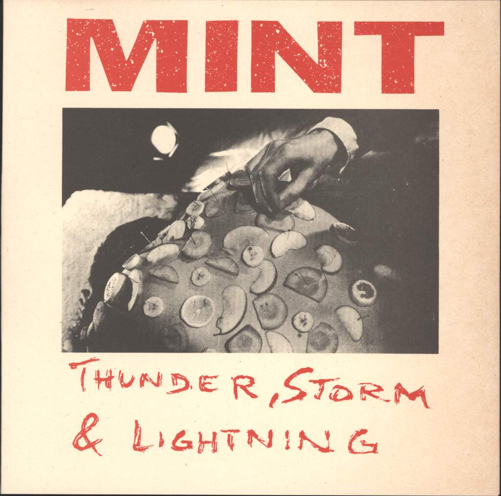 "Mint Addicts: Thunder, Storm & Lightning, 7"" Single (Vinyl)"