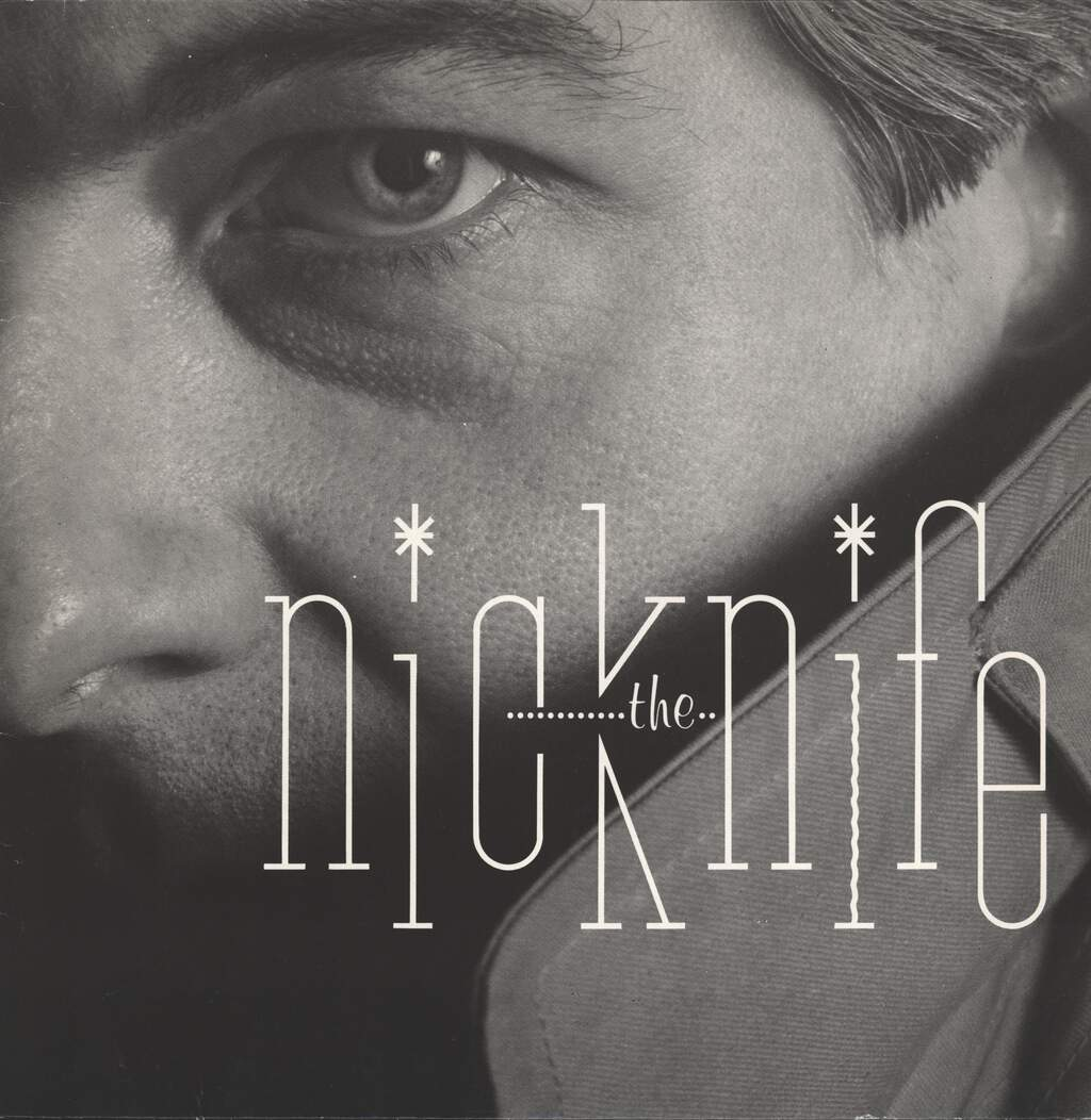 Lowe, Nick: Nick The Knife, LP (Vinyl)