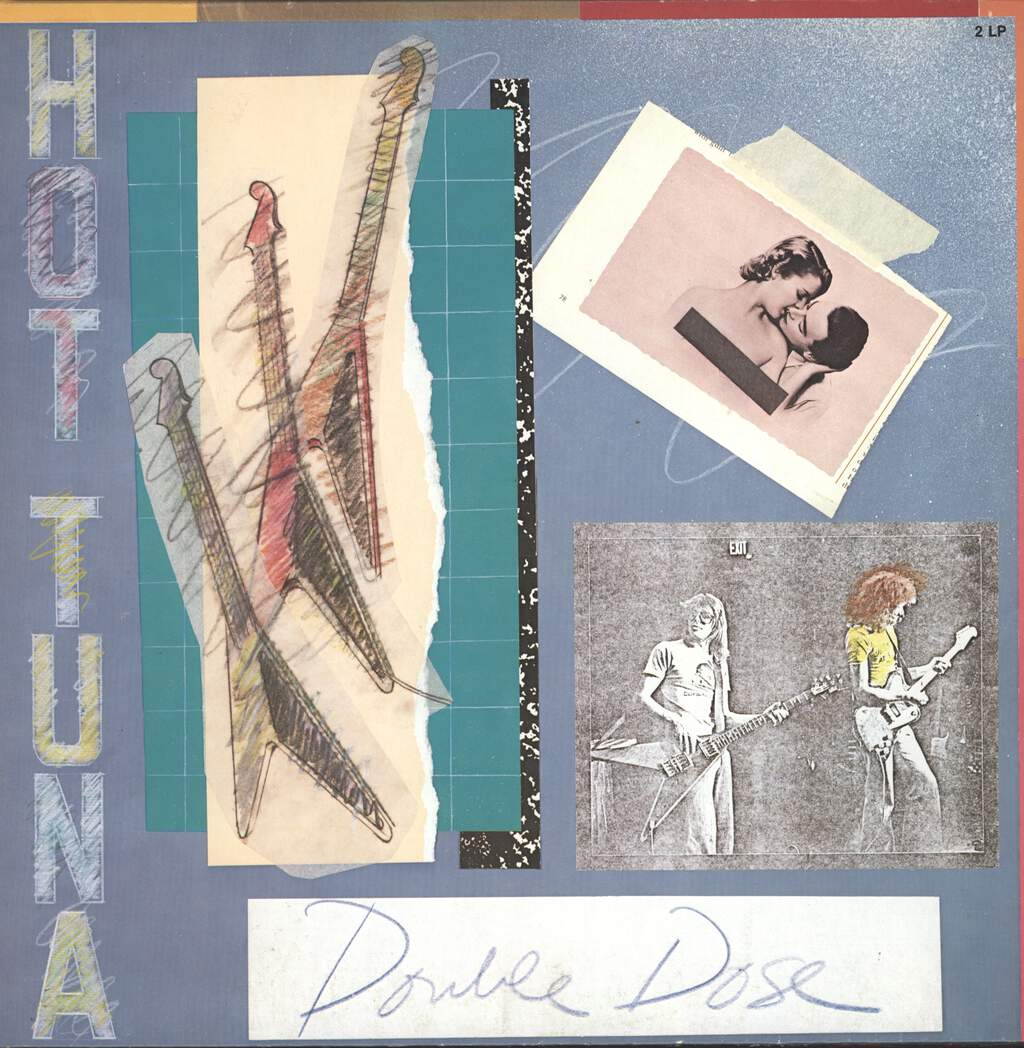 Hot Tuna: Double Dose, LP (Vinyl)