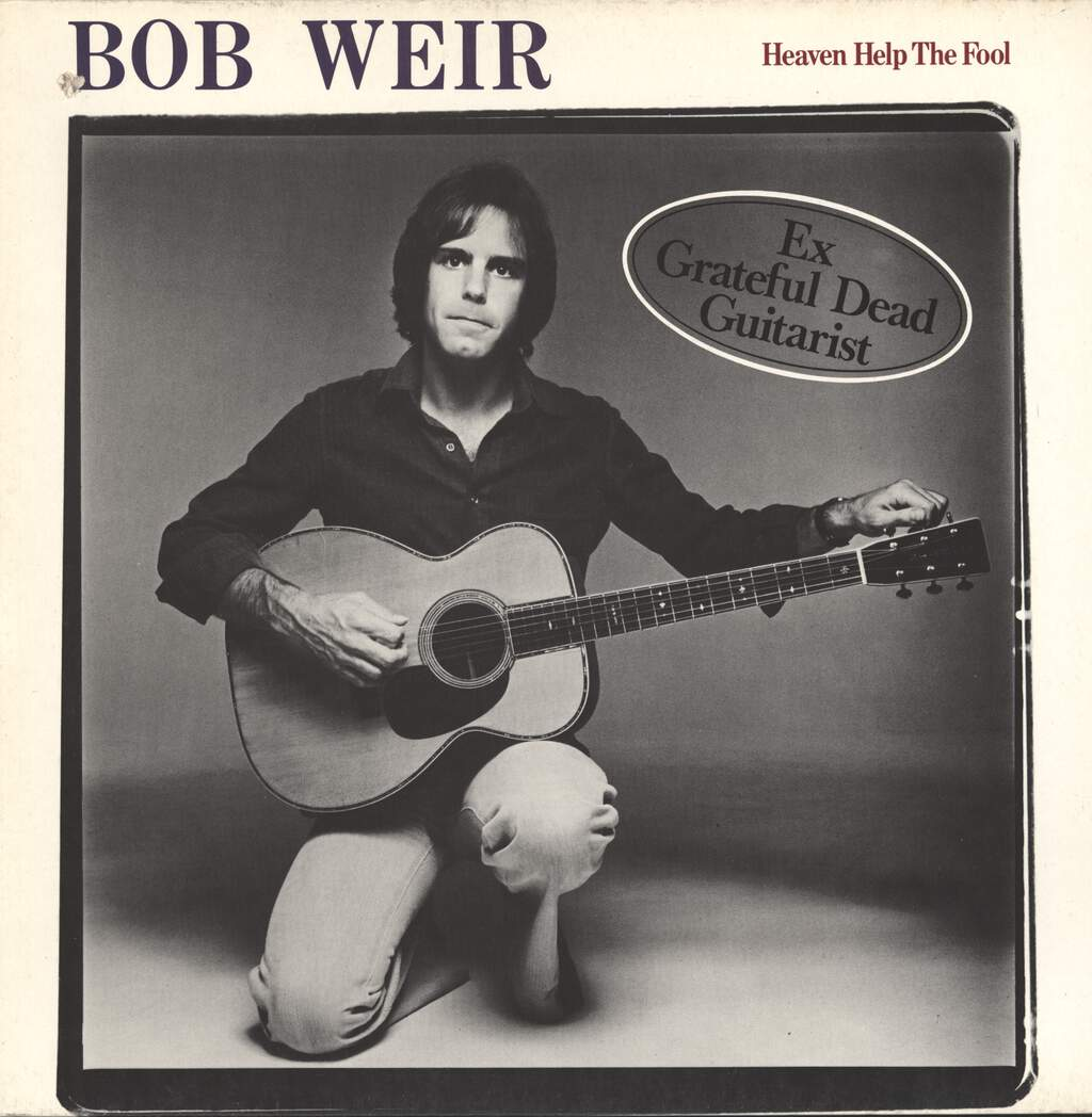 Bob Weir: Heaven Help The Fool, LP (Vinyl)