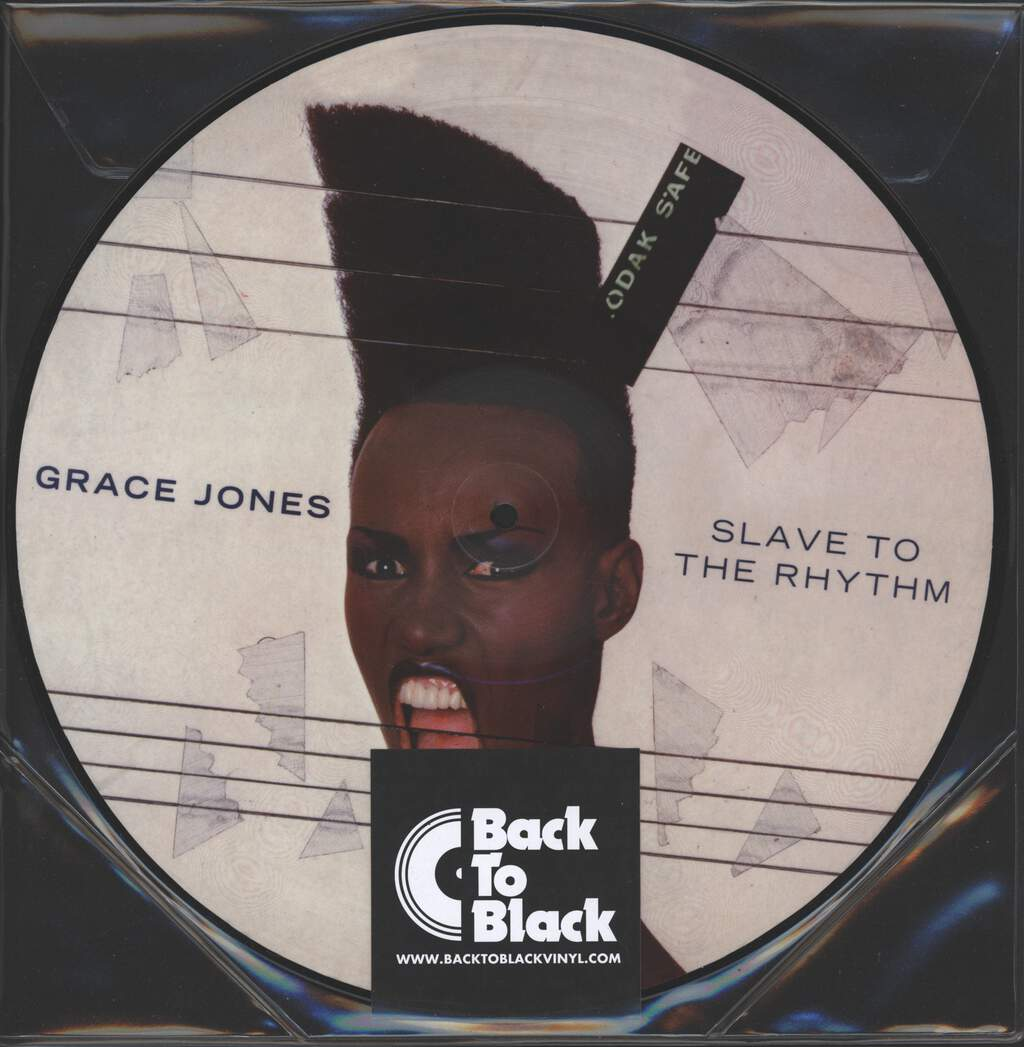 Grace Jones: Slave To The Rhythm, LP (Vinyl)