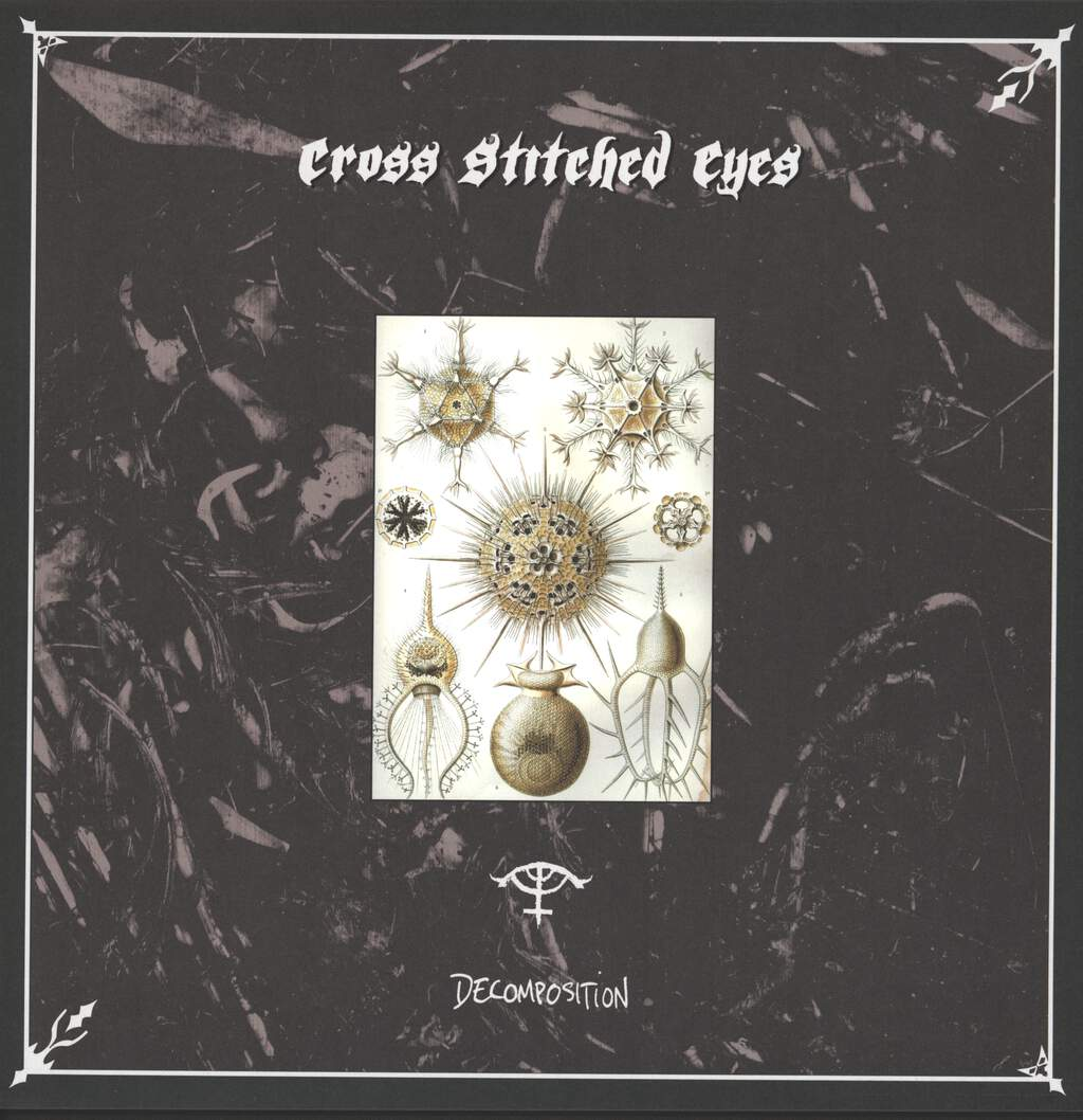 Cross Stitched Eyes: Decomposition, LP (Vinyl)