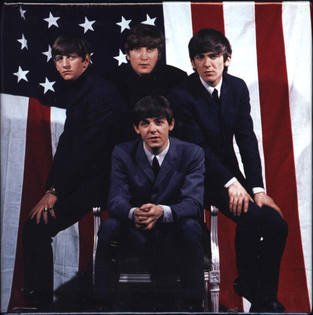 Beatles: The U.S. Albums, CD