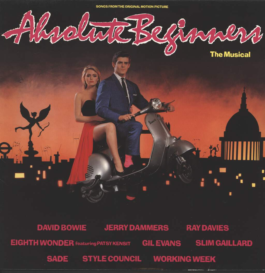 Various: Absolute Beginners, LP (Vinyl)