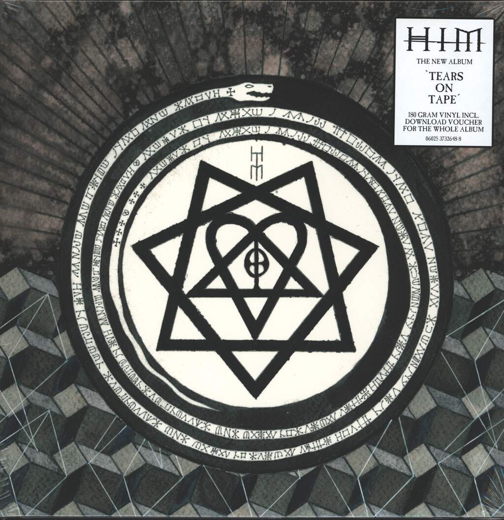 HIM: Tears On Tape, LP (Vinyl)