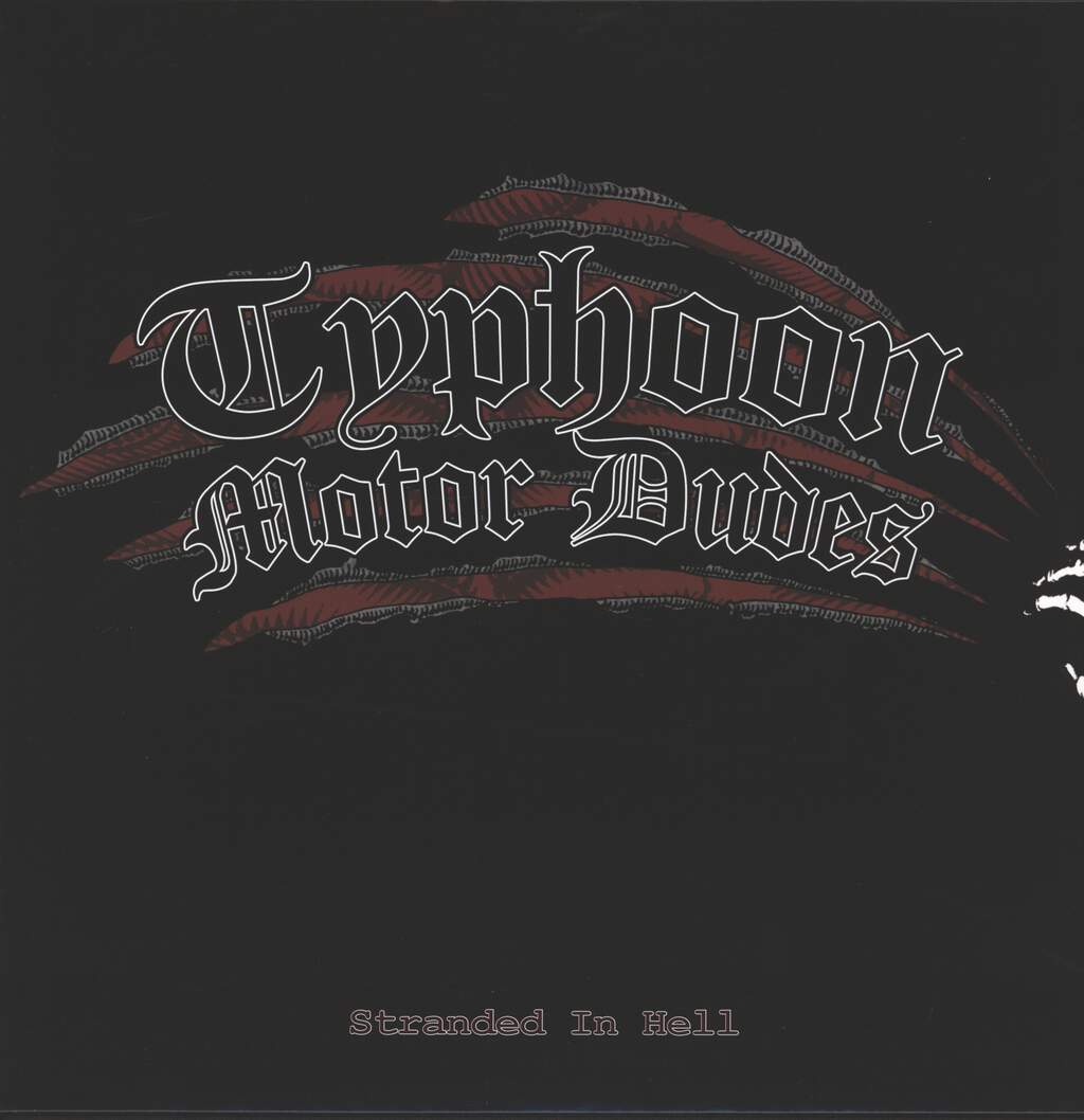 Typhoon Motor Dudes: Stranded In Hell, LP (Vinyl)