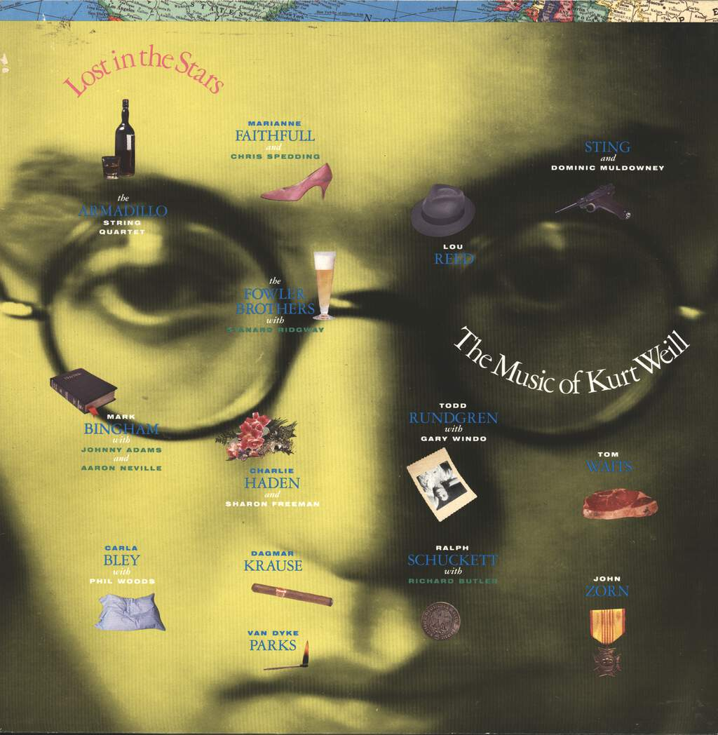 Various: Lost In The Stars - The Music Of Kurt Weill, LP (Vinyl)