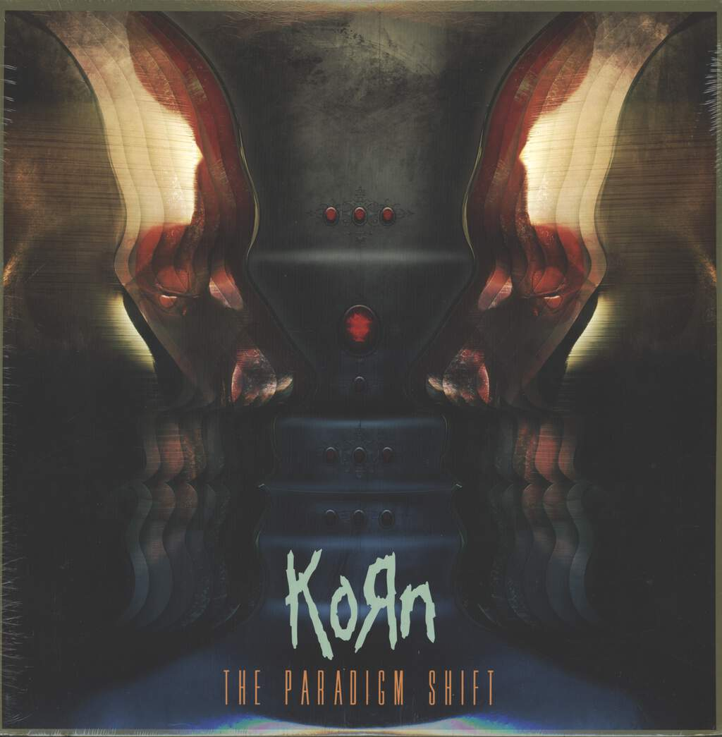 Korn: The Paradigm Shift, LP (Vinyl)