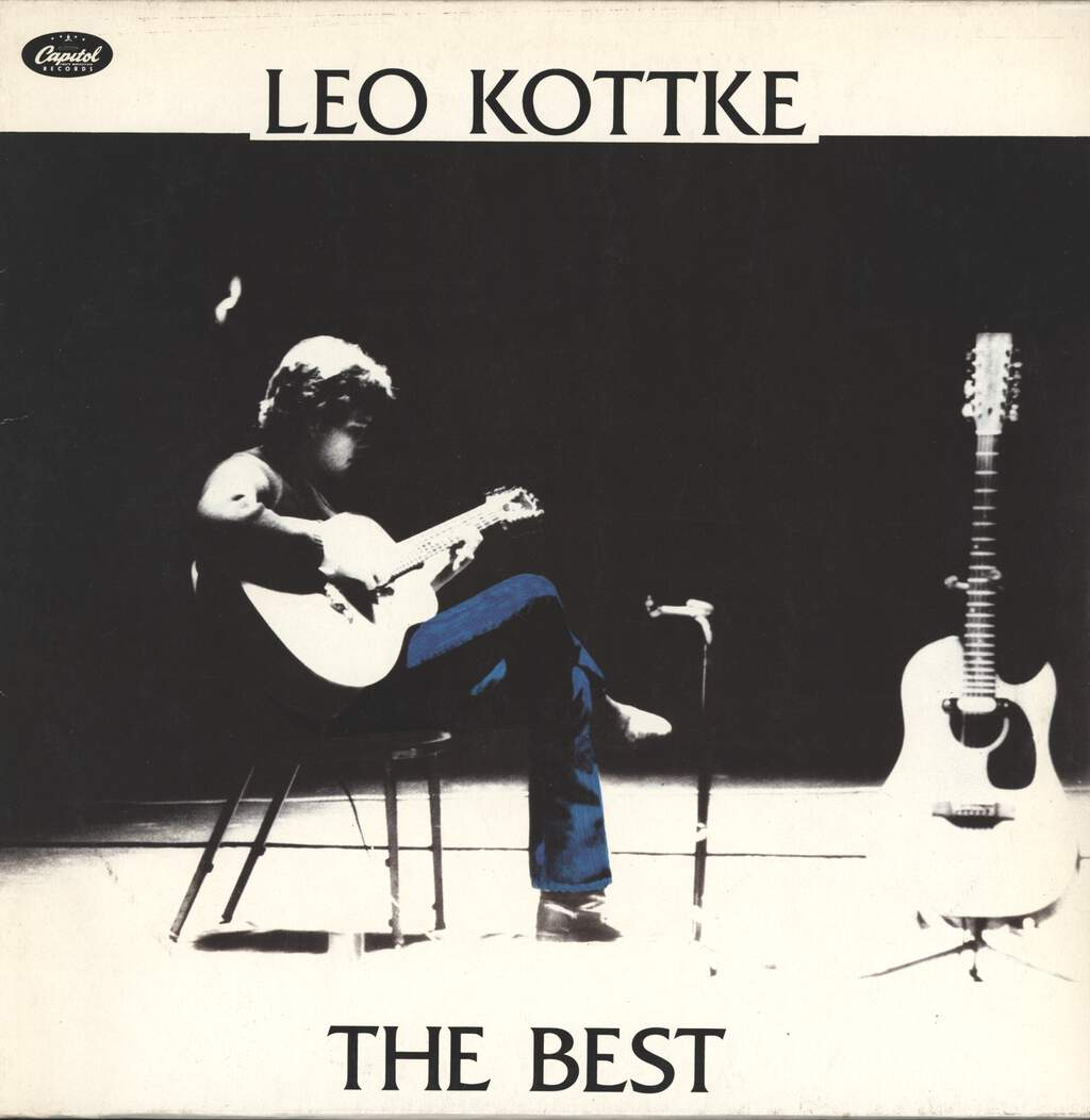 Leo Kottke: The Best, LP (Vinyl)
