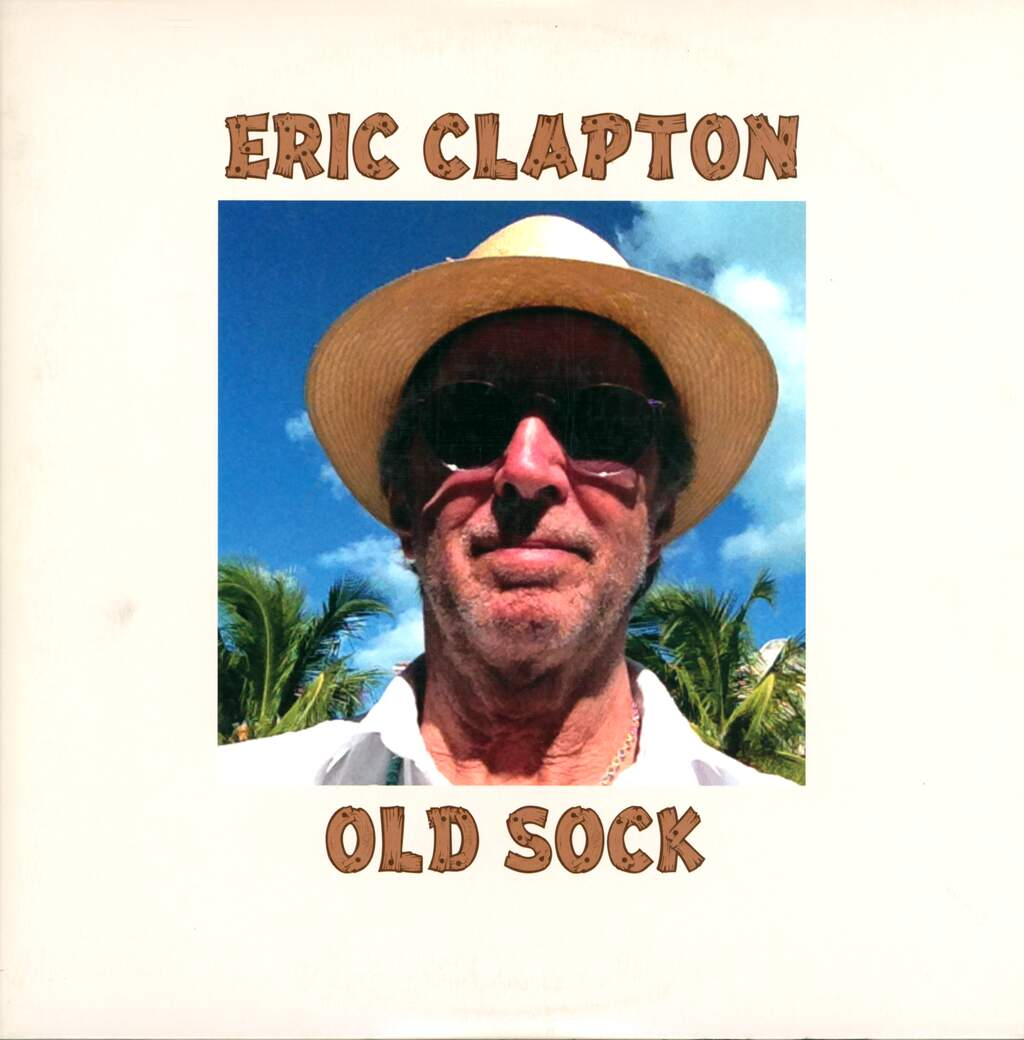 Eric Clapton: Old Sock, LP (Vinyl)