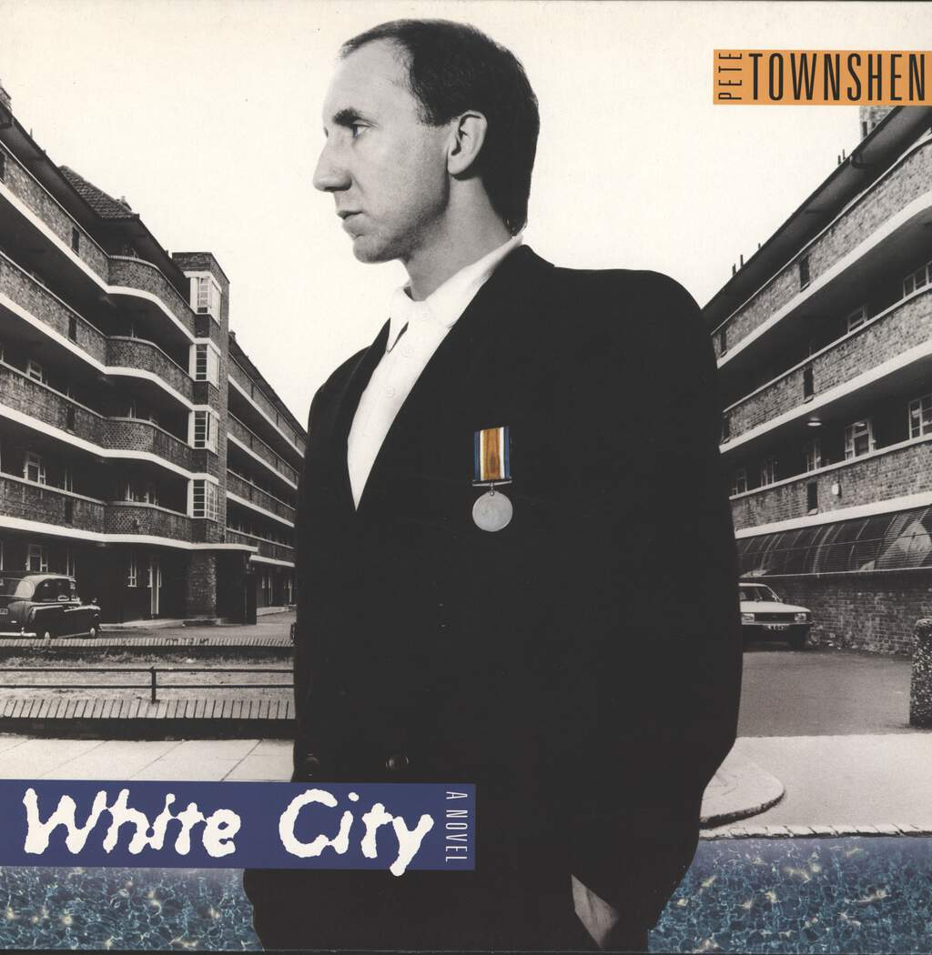 Pete Townshend: White City (A Novel), LP (Vinyl)