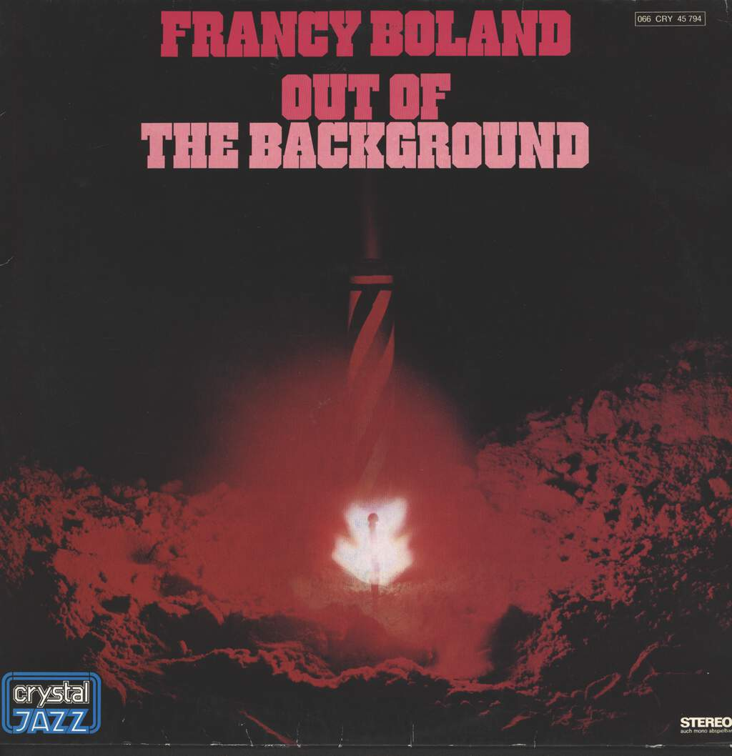 Francy Boland: Out Of The Background, LP (Vinyl)