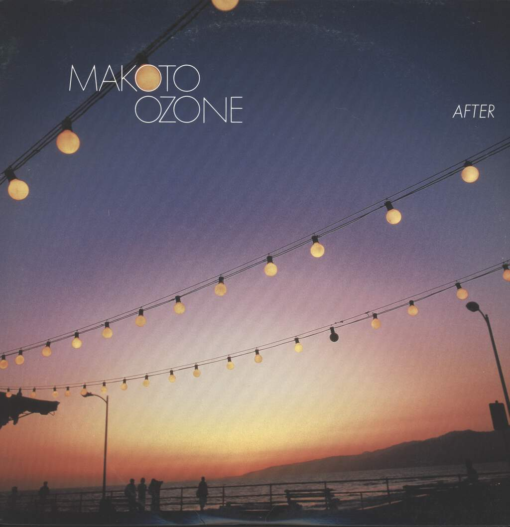 Makoto Ozone: After, LP (Vinyl)