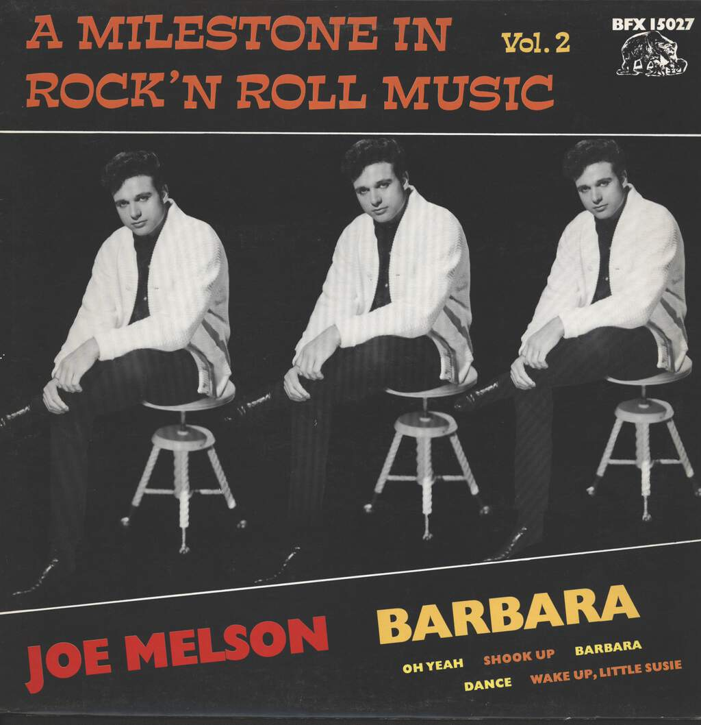 Joe Melson: Barbara, LP (Vinyl)