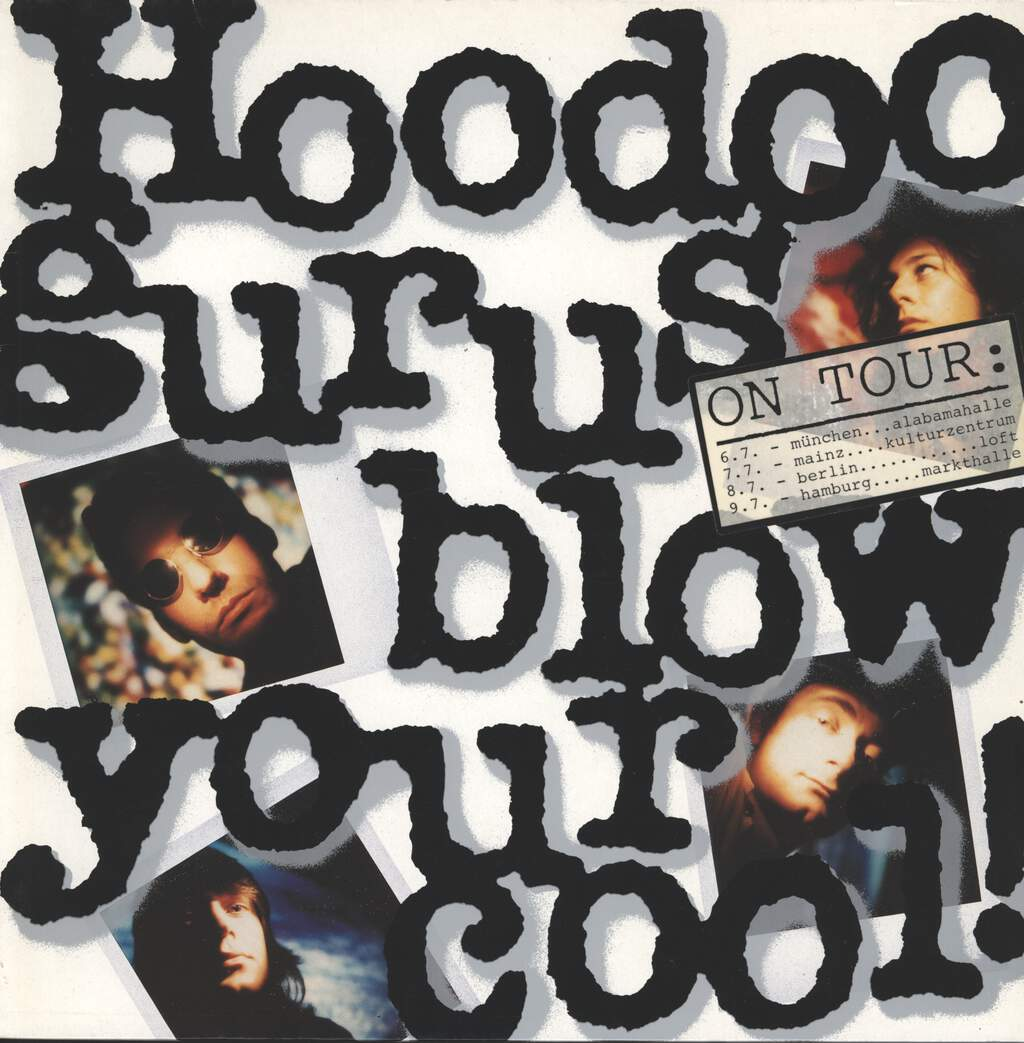 Hoodoo Gurus: Blow Your Cool!, LP (Vinyl)