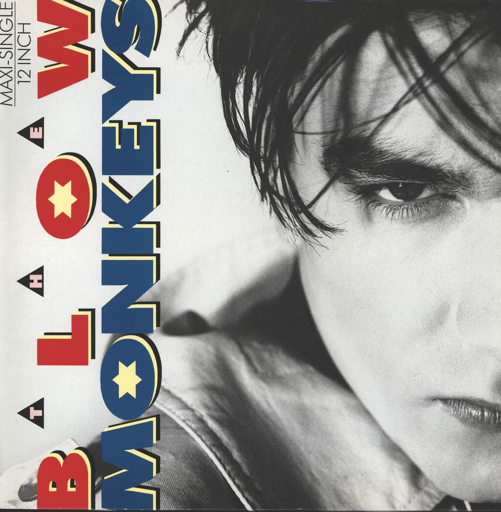 "Blow Monkeys: It Doesn't Have To Be This Way, 12"" Maxi Single (Vinyl)"