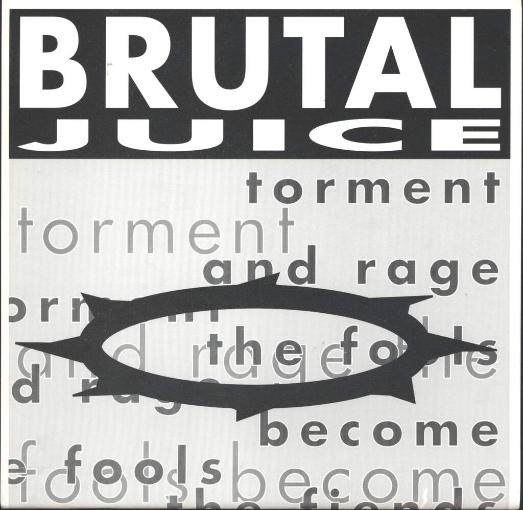 "Brutal Juice: Cannibal Holocaust, 7"" Single (Vinyl)"