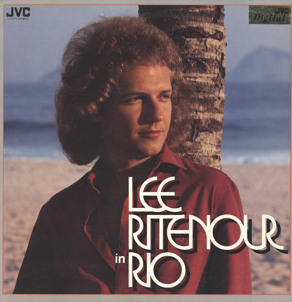 Lee Ritenour: Lee Ritenour In Rio, LP (Vinyl)