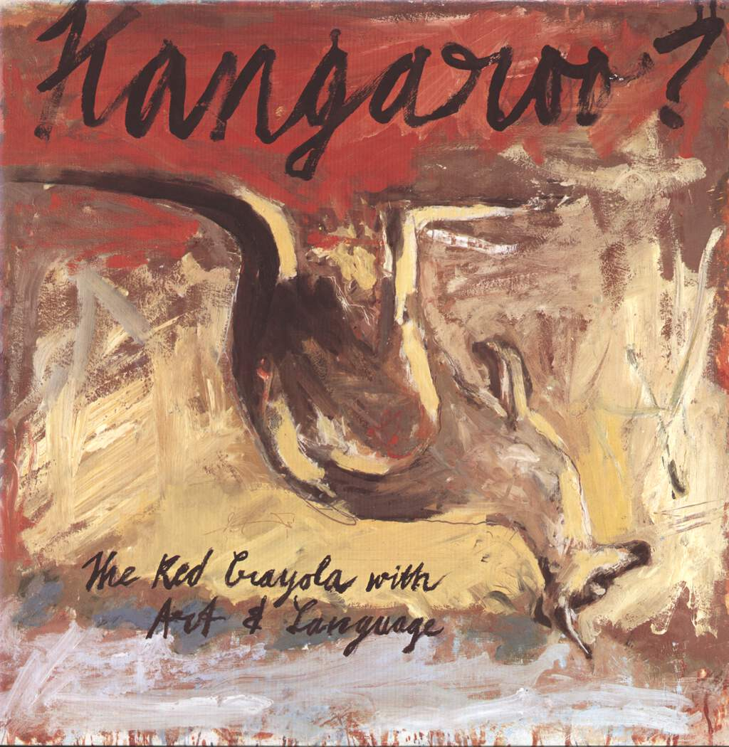 Red Crayola With Art And Language: Kangaroo?, LP (Vinyl)