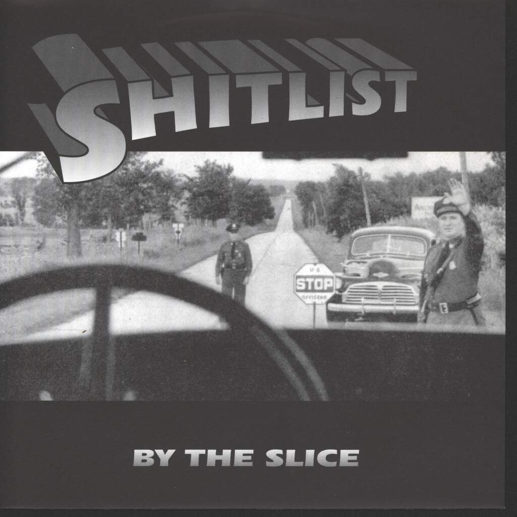 "Shitlist: By The Slice, 7"" Single (Vinyl)"